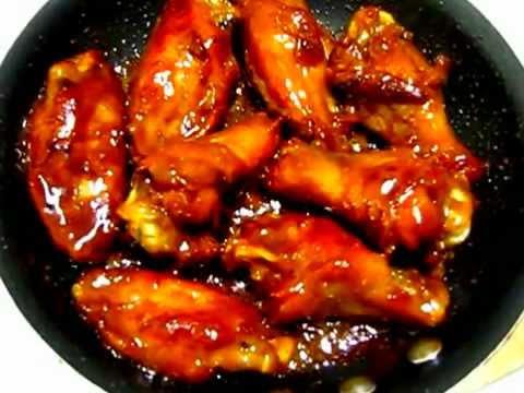 Sweet & Sour Chicken Wings (Canh Ga Chua Ngot)